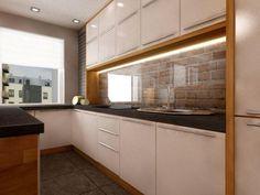 Biały w kuchni - aranżacje wnętrz w różnych stylach