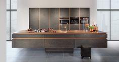 Forum Horizon Stone Schiefer   zeyko Küchen