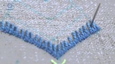 Learn How To Make a Long and Short Stitch