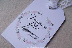 .. Printable - Joyeuse Fête Maman ! ..