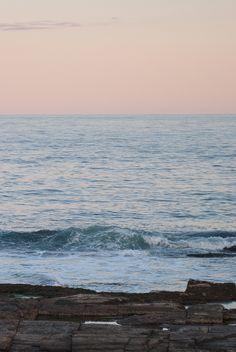 coast of Maine via Simply Elegant Blog