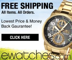 AFFILIATE MARKETING COLLECTIONS IN BLOG: eWatches - Top selling brands priced to move! New ...