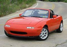 1990 Mazda Miata, in her prime...... 22 years later she never lets me down.