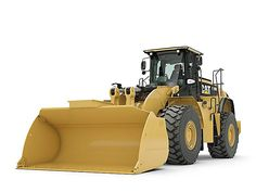 Cat  980K Wheel Loader Caterpillar Loaders Pinterest