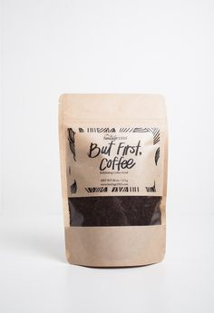 """Wake up your face and body and proclaim, """"I Woke Up Like This"""". Our coffee scrub will leave you skin ..."""