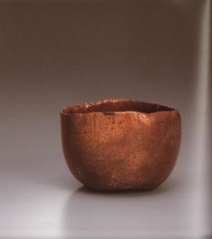 Raku pottery by Koetsu - Raku Museum, Kyoto, Japan 楽美術館