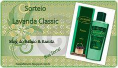 Balaio de Livros: Sorteio Lavanda Classic Kanitz: