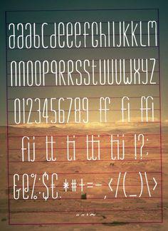 Free Fonts Friday Vol. 16 | PsdChat