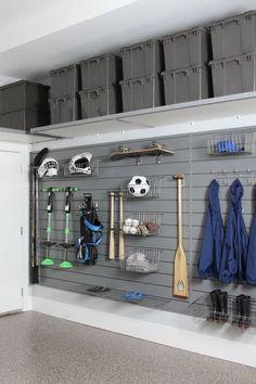 35 Genius Garage Organization Ideas #garageorganizationideas #mancaveideas #homedecor ⋆ talkinggames.net