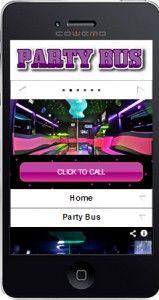 Party Bus - Scunthorpe