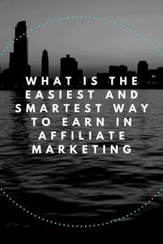 What is the easiest and smartest way to earn in affiliate marketing | The X King Affiliate Marketing, Seo Marketing, Online Marketing, Digital Marketing, Business Products, Business Tips, Way To Make Money, Make Money Online, Dont Be Mean
