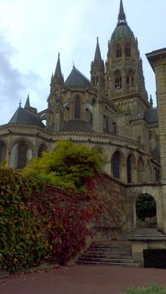 Notre Dame of Normandy France