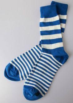 Richer Poorer Men`s Walk On Light Blue Socks $11.00