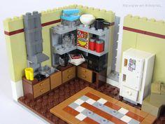 Review: Firehouse Headquarters (75827) http://www.flickr.com/photos/kjw010/27133900426/