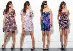 Florals are all the rage this summer. Will you chose to wear one? If so, don't forget a ZipMeUp!