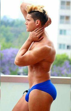 Luis Domingo Baez - model