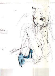 WHO GIVES a STITCH...BY FASHIONISTA KARYN JENIUS: Style Profile: ERI WaKIYAMA….Anyi-go-sukhi-dess!