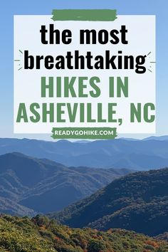 Hiking Spots, Hiking Trails, Best Places To Camp, Asheville Nc, Best Hikes, Travel Info, Outdoor Travel, Outdoor Activities, The Great Outdoors