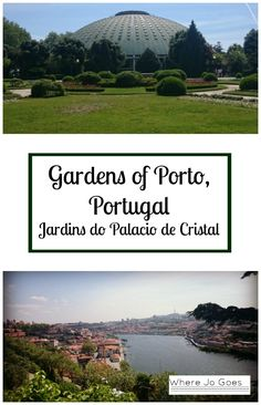 Jardins do Palacio de Cristal, Porto Porto Portugal Parks European Parks Public gardens Things to do with kids Porto Attractions Porto Things for free Porto European Travel