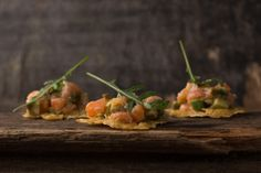 Salmon tartare with avocado | Food & Chef