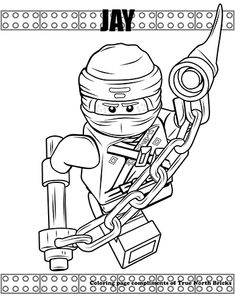 168 best 1 ninjago images coloring pages entering