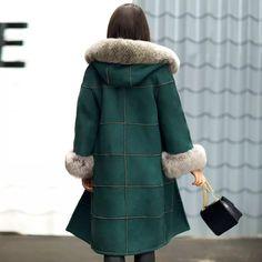 Women-Winter-Real-Merino-Sheep-Fur-Coat-Long-Sleeve-Women-font-b-Green-b-font-Lady.jpg (960×960)