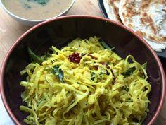 Indian Cookbook, Slow Cooked Lamb, Indian Food Recipes, Ethnic Recipes, Vegan Recipes, Vegetarian Cabbage, Vegetable Seasoning, Fresh Coriander, Indian Recipes