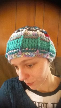 Check out this item in my Etsy shop https://www.etsy.com/listing/482837994/ooak-scrappy-crochet-windowpane-beanie