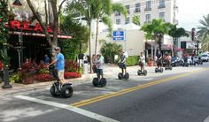 Support Palm Beach Segway tourson Feb 10th and keep Segway's on the Lake Trail
