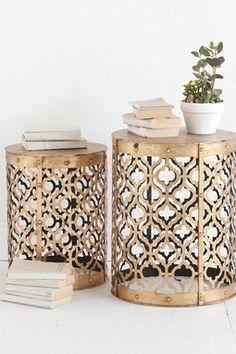 Rudebekia Side Table - Set of 2