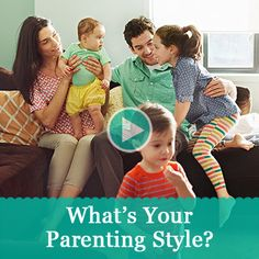 Learn about four different parenting styles to see which one fits with your philosophy: www.parents.com/...