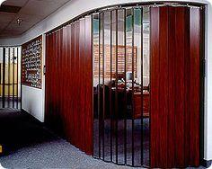 Woodfold Custom Accordion Doors
