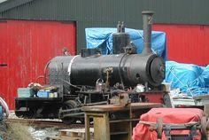 Steam Locomotive Information
