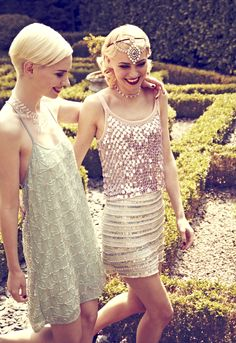 The Great Gatsby Vintage Fashion: Topshop, Schuh, New Look – Miss the great gatsby attire | Wedding Inspiration Images
