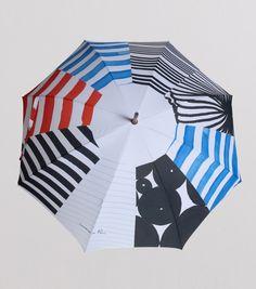 Cherbourg Umbrella, Made in France / http://www.communedeparis.fr/fr/c/parapluies/p/parapluie-cherbourg#