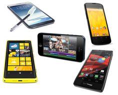 Los 5 mejores smartphones del 2013 http://www.multimediagratis.com/multimedia/cuales-son-los-5-mejores-smartphones-de-2013.htm