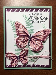 Butterfly_Wishes_KAB by stampinupconsultan - Cards and Paper Crafts at Splitcoaststampers