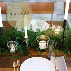 life is delicious/weddings: Ein bißchen wild...