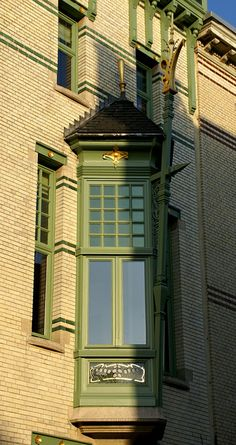 Antwerpen Zurenborg, Waterloostraat / Generaal van Merlenstraat   Flickr: Intercambio de fotos
