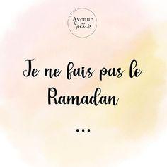 """""""Je ne fais pas le Ramadan...""""⠀ .⠀ Nombreuses sont les personnes qui se privent des bienfaits de ce mois béni parce qu'elles ne peuvent pas accomplir le jeûne pour des raisons de santé, ou parce qu'elles sont enceintes, ou qu'elles allaitent.⠀ .⠀ En si on changeait notre vision des choses ? Tout le monde peut """"faire le Ramadan"""" même sans jeûner. ⠀ .⠀ Parce que Ramadan n'est pas seulement le mois du jeûne...⠀ .⠀ - C'est aussi le mois de Quran ⠀ - le mois de la générosité ⠀ - le mois du bon… Islamic Quotes, Bon Ramadan, Coran, Hadith, Public Enemies, Stress Management, Do Good, Music System, Learning Arabic"""