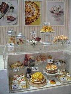 My Dollhouse Days: Cat Paws Bakery 3