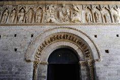 Arquitectura románica. Tras los pasos del Románico: Carrión de Condes, Románico Palentino
