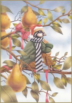 A PARTRIDGE IN A PEAR TREE BY DAVID DELAMARE