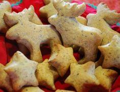 Pan navideño con comino