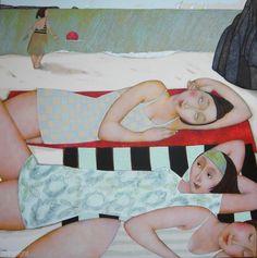 bord de mer | Cécile Veilhan
