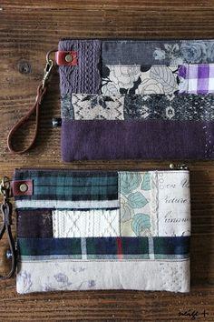 Un clutch de tu color favorito y otro para tu mejor amiga. #Clutch #bolsa #DIY