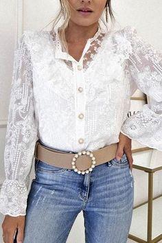 Oh Hello Clothing, Lace Detail, Snug Fit, Vest, Blouse, Model, Color, Clothes, Tops