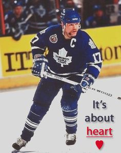 I got to interview him back in 2012 as part of Scotiabank Hockey Day in Canada on P. Nhl Red Wings, Maple Leafs Hockey, Hockey Boards, Tough As Nails, Nfl Fans, Tough Guy, National Hockey League, Toronto Maple Leafs, Ice Hockey