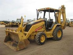 Caterpillar Backhoes    http://www.rockanddirt.com/equipment-for-sale/CATERPILLAR/backhoes