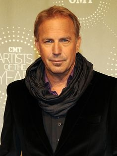 Kevin Costner, he still looks good!